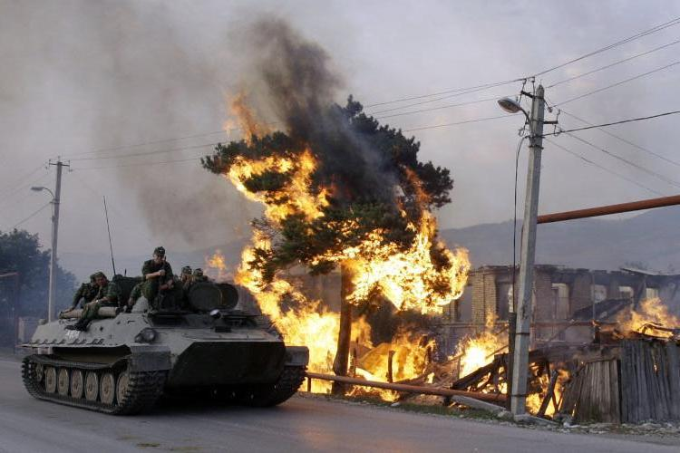the 2008 south ossetia war In recent days, there has been a remarkable change in western opinion about  the august war between georgia and russia over my homeland.