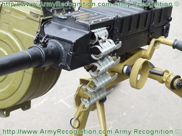 Pag Optical Sight For Ags Mm Automatic Grenade Launcher Russia Russian Army Defence Industry Details on Army Ammunition Metal Box