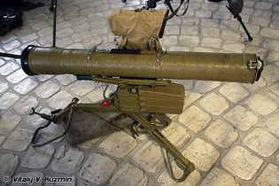 AT-5 Spandrel 9K113 Konkurs Konkurs-M anti-tank missile technical data sheet specifications information description pictures photos images video intelligence identification Russia Russian Almaz-Antey army defence industry military technology equipment