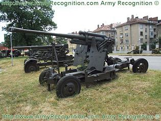KS-12 KS-12A 85mm M1939 M1944 anti-aircraft gun cannon technical data sheet specifications information description pictures photos images video intelligence identification intelligence Russia Russian army defence industry military technology
