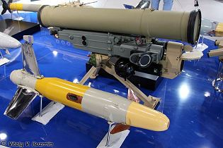 Metis-1M 9K115-2 anti-tank guided missile ATGM technical data sheet specifications information description pictures photos images video intelligence identification Russia Russian Military army defence industry military technology equipment