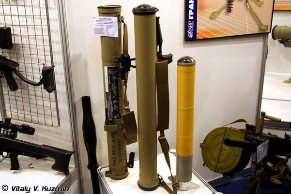 In 2011, the radiological, chemical and biological units of the Russian Army will be equipped with new weapons and the most modern military equipment, including rocket flamethrower, announced on March 04, 2011, Sergueï Vlassov, spokesperson of the Russian ministry of Defense.