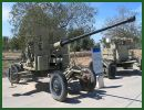 S-60 57mm anti-aircraft gun technical data sheet specifications information description pictures photos images intelligence identification intelligence Russia Russian army defence industry military technology
