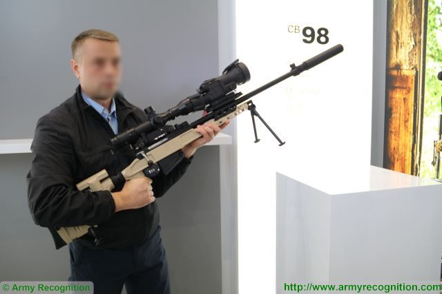 SV-98M Sniper rifle ?????????? ??-98? 7.62x54R mm caliber technical data sheet specifications pictures video information description intelligence identification photos images Kalashnikov Group Russia Russian Military army defence industry military technology equipment
