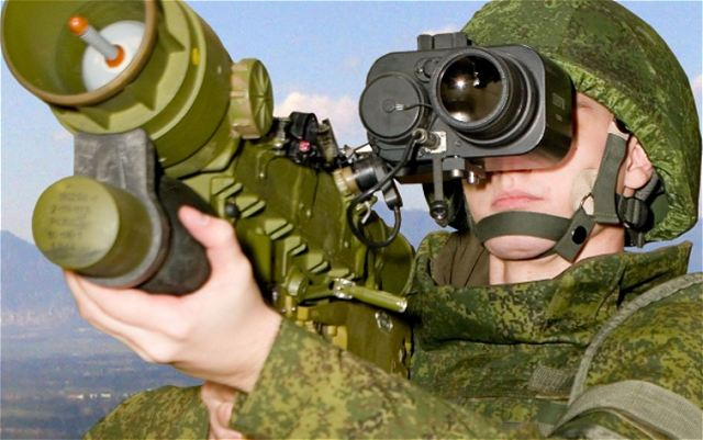 The Russian Airborne Forces have started receiving the newest Verba man-portable air-defense systems (MANPADS) equipped with an automated fire control system that has no foreign rival, military spokesman Yevgeny Meshkov said Friday, May 30, 2014.