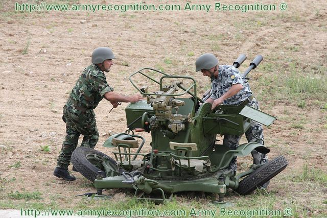 zu 23 2 Anti Aircraft Cannon zu 23 zu 23 2 Anti Aircraft