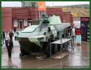 ATOM 8x8 modular armoured infantry fighting vehicle data sheet specifications information description pictures photos images video intelligence identification Russia Russian Military Uralvagonzavod Renault Trucks Defense army defence industry military technology equipment