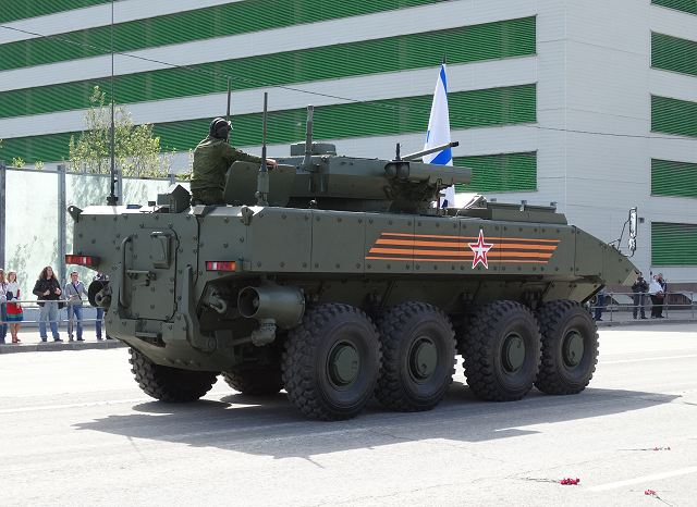 K 17 Bumerang Ifv 8x8 Boomerang Armored Infantry Fighting