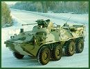 BRDM-3 reconnaissance armoured vehicle technical data sheet specifications information description pictures photos images intelligence identification intelligence Russia Russian army defence industry military technology