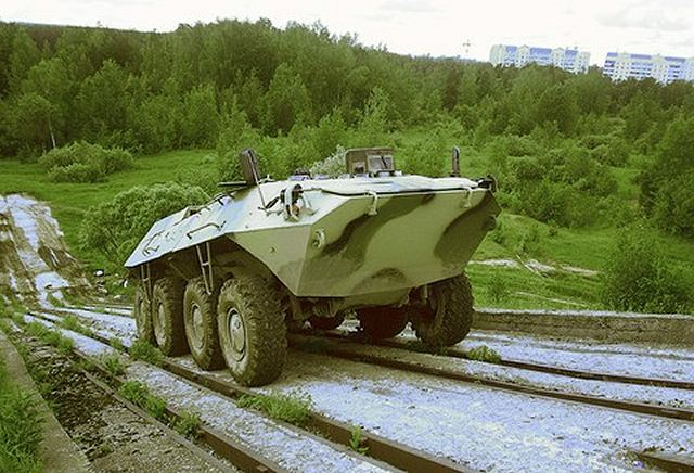 Russia's Military-Industrial Company has developed and tested the hybrid-powered silent armored personnel carrier Krymsk (APC) that could eventually be remotely operated, a company spokesman said Tuesday, July 30, 2013. The Krymsk APC, based on the BTR-90 Rostok vehicle, has a hybrid engine and can move virtually silently on a battery-driven electric motor when its diesel engine is turned off, Sergei Suvorov said.