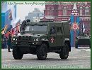 Iveco's Light Multirole Armoured Vehicles took part in the massive military parade 9 May 2012 through Red Square in Moscow celebrating the 67th anniversary of Russia's victory in the Second World War. This year's parade was a historical event, since it was the first time ever that foreign-made armoured vehicles have participated in the celebrations of the Russian nation's victory over Nazism, held in Moscow's most famous square
