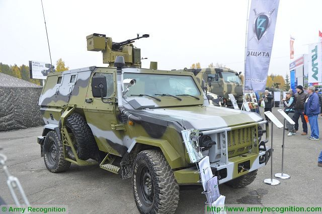 Russia`s Rosoboronexport company (a subsidiary of the Rostec state corporation) promotes the Scorpion-2MB utility vehicle that meet the strictest requirements by potential foreign customers. The Scorpion-2MB special transport vehicle is designed to transport troops and military cargoes, to carry armaments and other pieces of hardware, and to tow trailers with a weight of up to 1.5 t in all terrain. The Scorpion-2MB is the armoured version of the Scorpion-2M.
