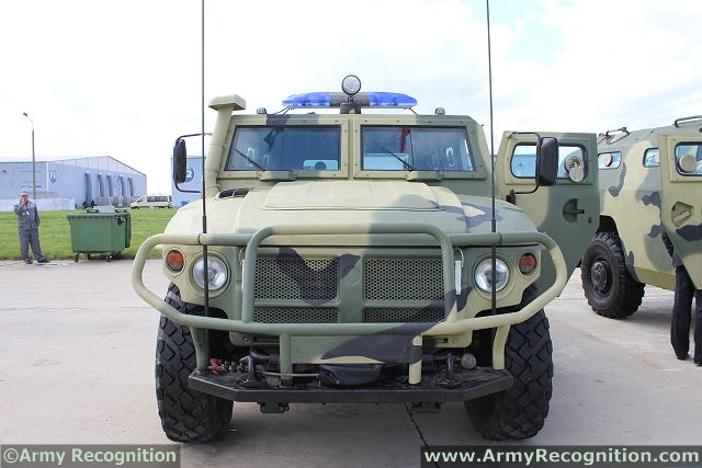 "The Russian Airborne Troops (RAT) will be mainly equipped with domestically-designed armored vehicles, including Tigr-M, RAT Commander Col. Gen. Vladimir Shamanov said. ""Our brigade-level air assault units will have an armored car component based on Tigr vehicles,"" Shamanov said at a news conference in RIA Novosti on Monday. ""The deliveries of Tigr-M will start soon, and the first recipients of these vehicles will be special forces units."""