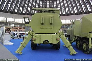 SOKO SP RR 122mm Self-propelled Rapid Response 6x6 truck-mounted howitzer technical data sheet specifications description information intelligence pictures photos images identification YugoImport Serbia Serbian defence industry army military technology