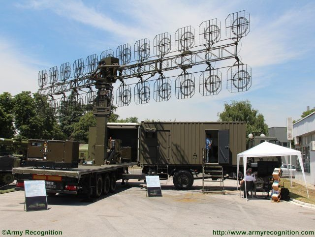LiTak Tak highlights new Long Range Surveillance Radar System AMBER 1800 at PARTNER 2015 640 001