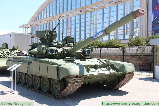M-84AB1 main battle tank Yugoimpor Partner 2015 defense exhibition Belgrade Serbia 640 001