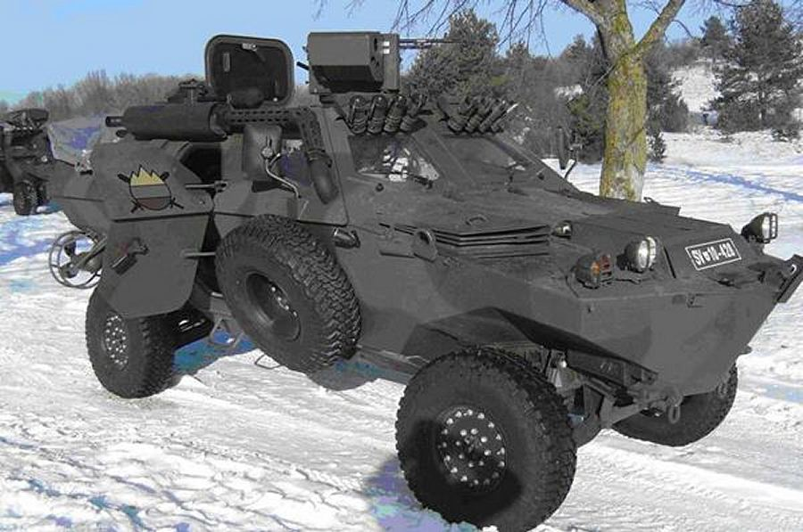 Military Vehicles For Sale In Europe >> Armored Cars For Sale In Europe | Autos Post
