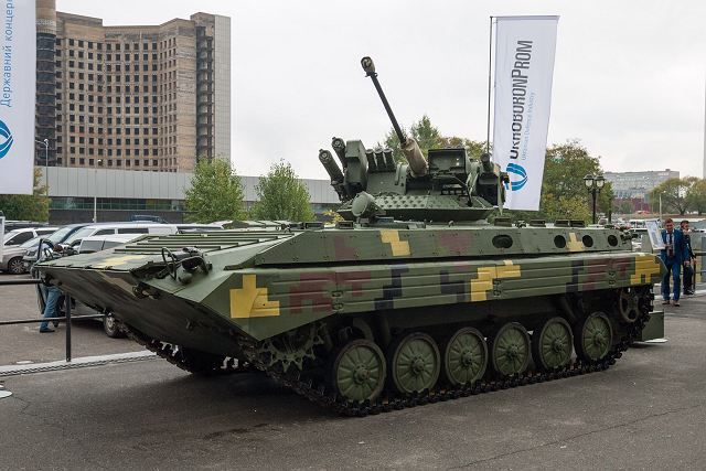 Ukroboronprom from ukraine launches new modernized bmp 2 ifv named the ukrainian state company ukroboronprom has launched a new modernized version of the bmp 2 publicscrutiny Choice Image