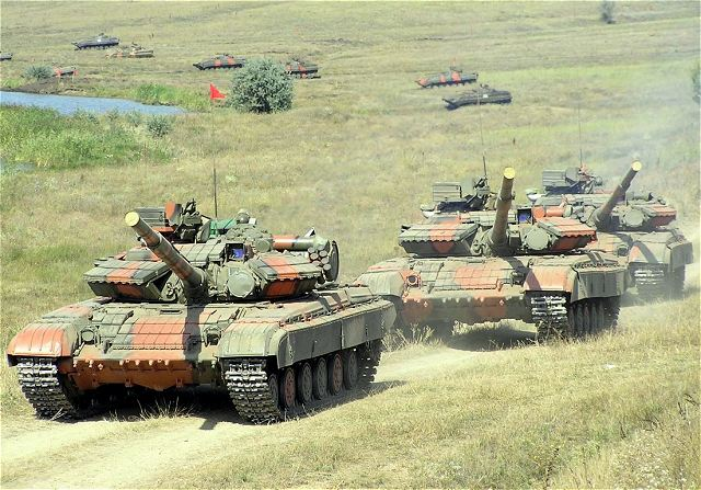 "The Subsidiary of the State Company ""Ukrspecexport"" the State Company ""Ukroboronservice"" concluded the foreign economic contract for major overhaul and supply of 50 main battle tanks T64BV-1. According to Russian internet sources and the Lenta newspaper website, the country buyer could be the Democratic Republic of Congo that have signed a contract late 2013 for a total amount of $200,000."