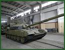 T-72UA1 main battle tank technical data sheet specifications description information intelligence pictures photos images identification Ukraine Ukrainian defense industry military technology equipment army