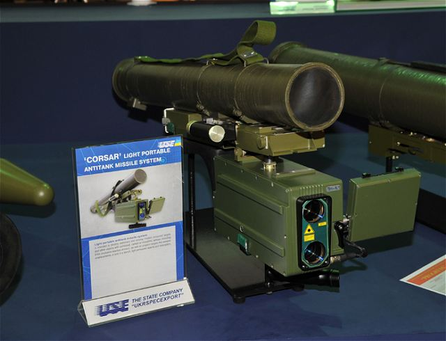 The Defense Ministry of Poland is considering purchasing high precision anti-tank missiles from Ukraine as part of the implementation of a weapons modernization program. According to the Polish Deputy Defense Minister for Weapons and Arms Modernization Waldemar Skrzypczak, the system could be the Corsar, a light portable anti-tank missile.