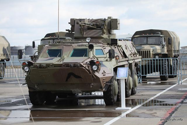Ukraine and Kazakhstan are to jointly produce the Ukrainian BTR-4 armored personnel carrier in a $150-million deal signed at the Kadex 2012 defense exhibition in Astana, Ukroboronprom General Director Dmitry Peregudov said.