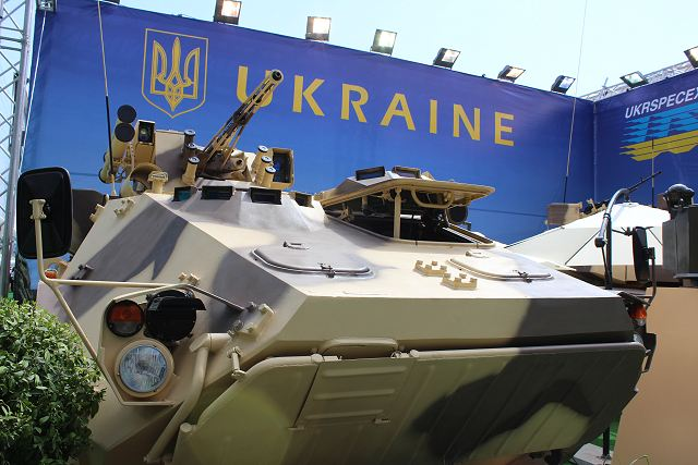 BTR-4MV APC 8x8 armoured vehicle personnel carrier technical data sheet specifications description information intelligence pictures photos images identification Ukraine Ukrainian defense industry military technology army
