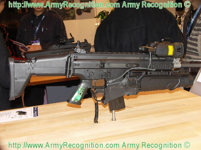 Black Box FN Herstal automatic electronic system for weapons