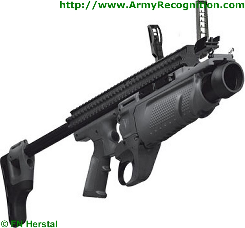 SCAR FN Herstal SCAR-L SCAR-H assault rifle special operations