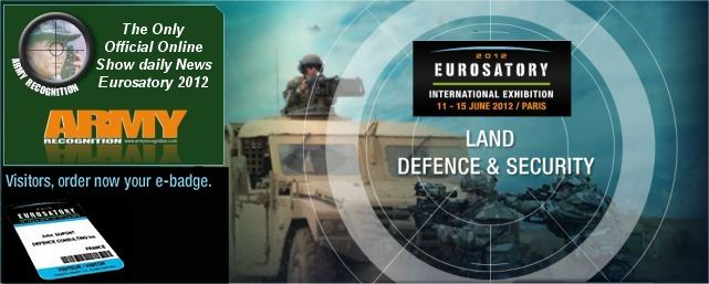 You have business of interest about the Defence and Security area, it's time to register for access badge to the largest event of the year, Eurosatory 2012.