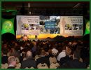 Eurosatory 2012 will include a full programme of conferences, workshops and special features. It will once again gather international experts and the major players from the defence and security sectors and offer the opportunity to meet them in Paris from 11-15 June 2012.