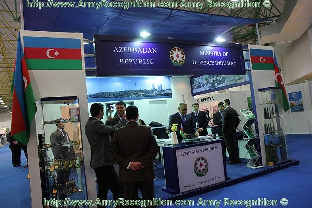 Azerbaijan's Ministry of Defense Industry is going to promote its defense products in the European region from 2012. Since several months, the defense industry of Azerbaijan has shown its willingness to increase its market presence in the defense and security by participating in several industry trade shows around the world