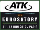 ATK (NYSE: ATK) will participate as an exhibitor at the 2012 Eurosatory Land, Naval & Internal Security Systems International Exhibition in Paris, France. ATK will highlight a variety of capabilities and programs at the show, which will be held at the Paris Nord Villepinte Exhibition Centre, from June 11-15, 2012.