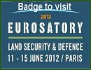 You have business of interest about the Defence and Security area, it's time to register for an access badge to the largest defence event of the year, Eurosatory 2012. Only 16 days before the opening of Eurosatory 2012.