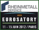 At the International Defence & Security Exhibition, Eurosatory 2012, The German Company Rheinmetall Defence will present an impressive overview of its latest developments in wheeled and tracked vehicles, command and control technology, weapons, force protection systems, personal equipment, sensors and much, much more.