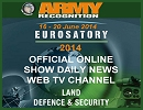 Army Recognition has been appointed as official Media Partner and the Only Official Online Show Daily News for Eurosatory 2014, the largest International Land and Air-Land Defence and Security Exhibition. which will be held from the 16 – 20 June 2014 in Paris, France.