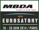 At Eurosatory 2014, MBDA will showcase a full range of new missile systems and combat missile systems as the MMP (Medium-range missile), MPCV (very short-range gound-based air defence vehicle), PCP (Platoon Command Post), I-MCP (Improved Missile Command Post), SAMP Aster 30 medium range air defense missile systems and more.
