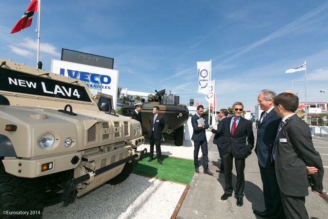Eurosatory the largest international land and airland Defence and Security exhibition Paris France 640 001