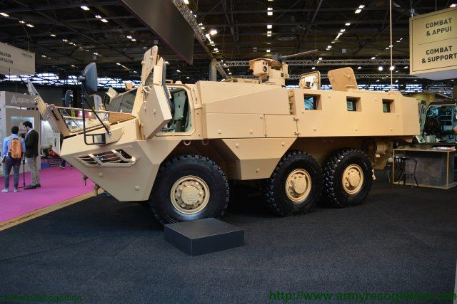 RTD has the export market in sight with new VAB Mk3 amphibious variant 640 002