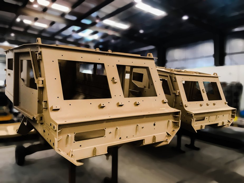 Advanced Armour Engineering awarded contract for manufacture