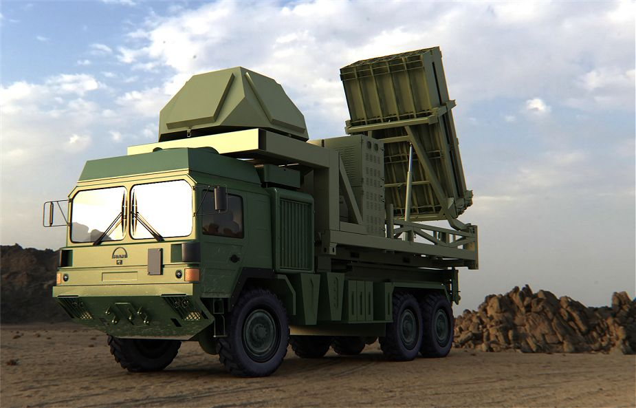 Eurosatory 2018 Rafael from Israel unveils I Dome air defense system 925 001