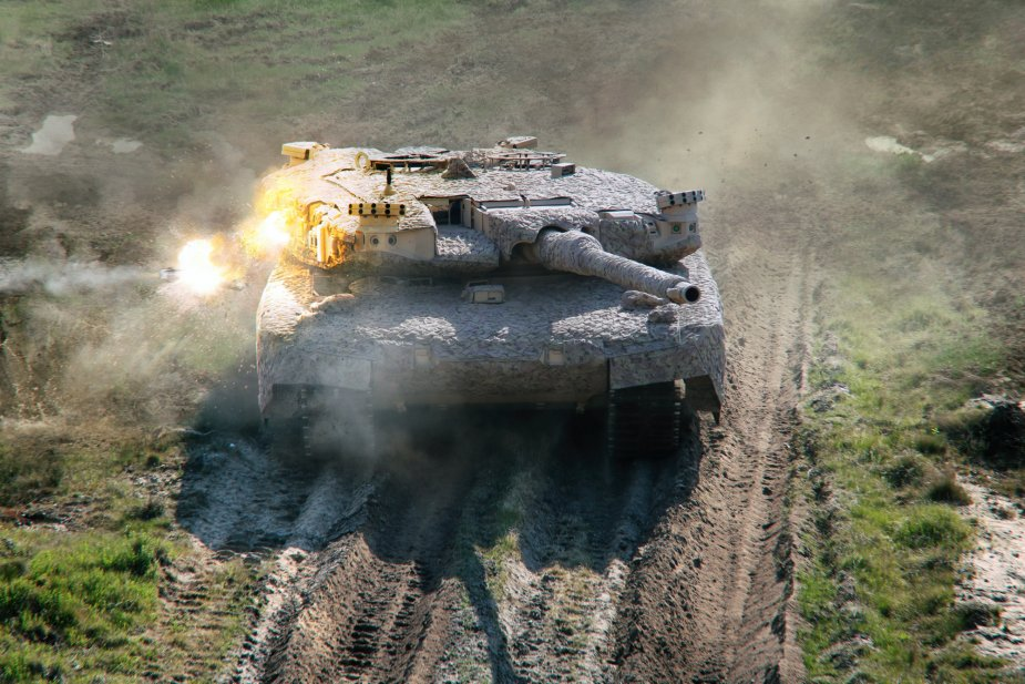 Eurosatory 2018 Rheinmetall displays hard kill active protection with a minimal radar signature ADS