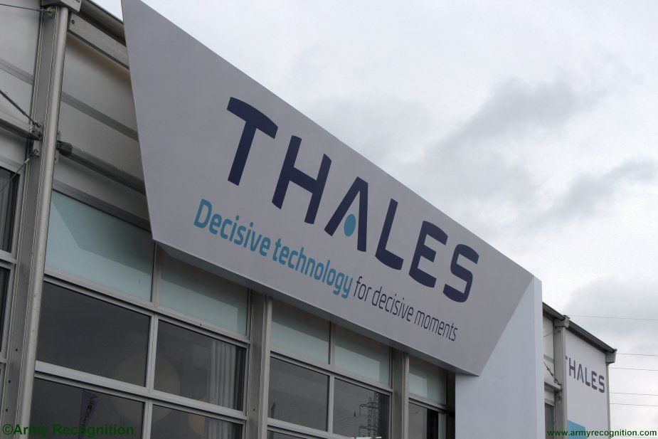 Thales SIMMT sign partnership for French Army support 001