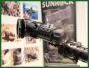 The French Company Sunrock presents latest technology of Crew Served Weapon Light (CSWL) with its Night Reaper searchlight with Mark 3 mount at FED 2013, the French defence event of buyers and suppliers of Defence Industry which was held 29 and 30 May 2013 in Paris, France.