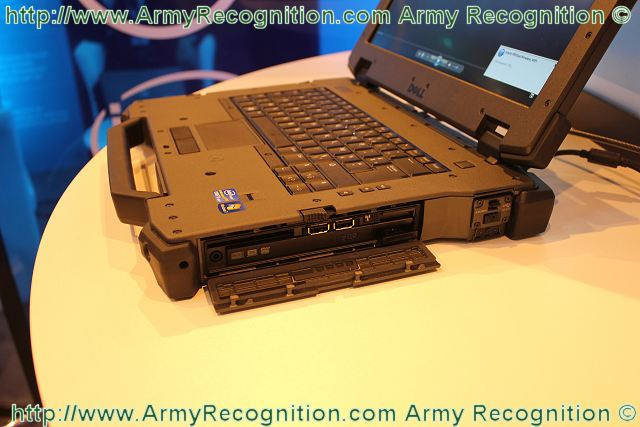 Dell S Third Generation Fully Rugged Laptop The Laude E6420 Xfr Is Packed With