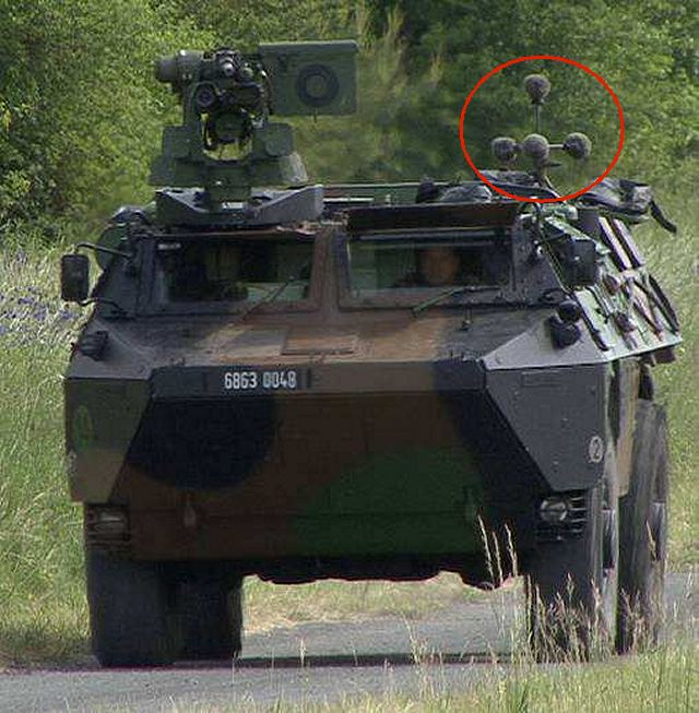 The latest version of the gunshot detection and localization system PILARw for integration on ground vehicle is not only a system dedicated to the auto protection of the vehicle but also a tactical tool. For example, thanks to the integration of a GPS (the standard configuration features a built-in GPS but it is also compatible with military grade GPS), it provides the grid coordinates of the enemy with friendly positions and therefore to determine in real time which is the best response strategy and avoids fratricide shootings. PILARw also gives the calibre of the detected shots in two classes: < = 7,62mm and > 7,62mm.