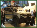 At Milipol 2013, the International Exhibition of Internal State Security , the Israeli Company Plasan unveils a new surveillance and reconnaissance vehicle based on the Sandcat armoured vehicle. Plasan offers integrated mobile solutions for homeland security missions.