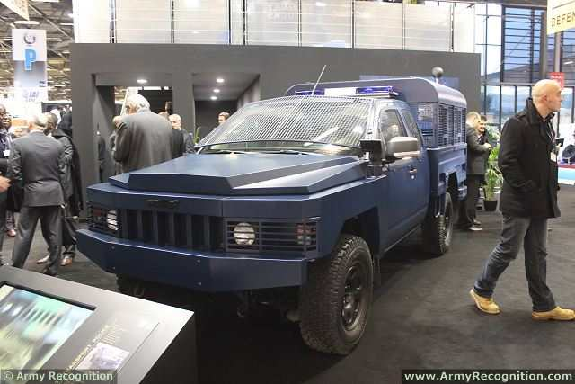 Milipol Paris 2013 pictures photos images video Worldwide