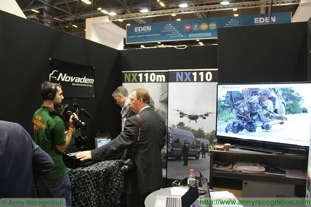 EDEN Cluster Milipol 2015 Worldwide Exhibition Internal State Security Paris France 001