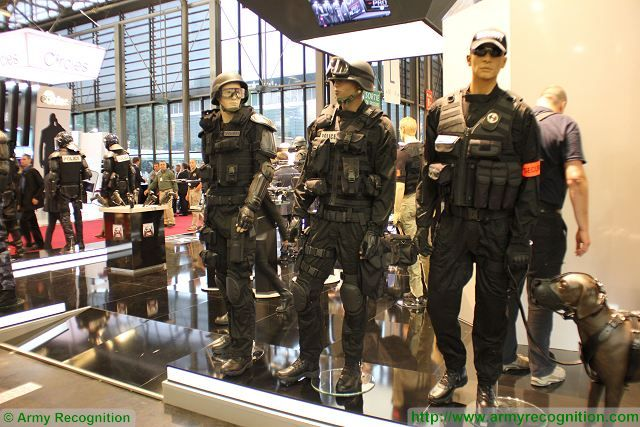security police innovations technology equipment Milipol 2015 Security exhibition Paris France 640 001